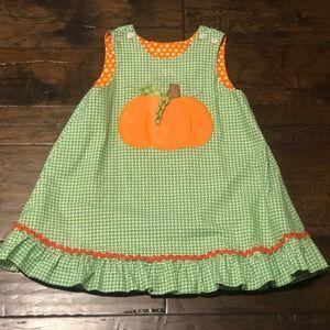 Bailey Boys Reversible Dress in 4T